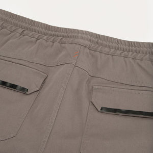 Tavik Pants - TAVIK Wexler Cropped Drawstring Men's Grey Pants